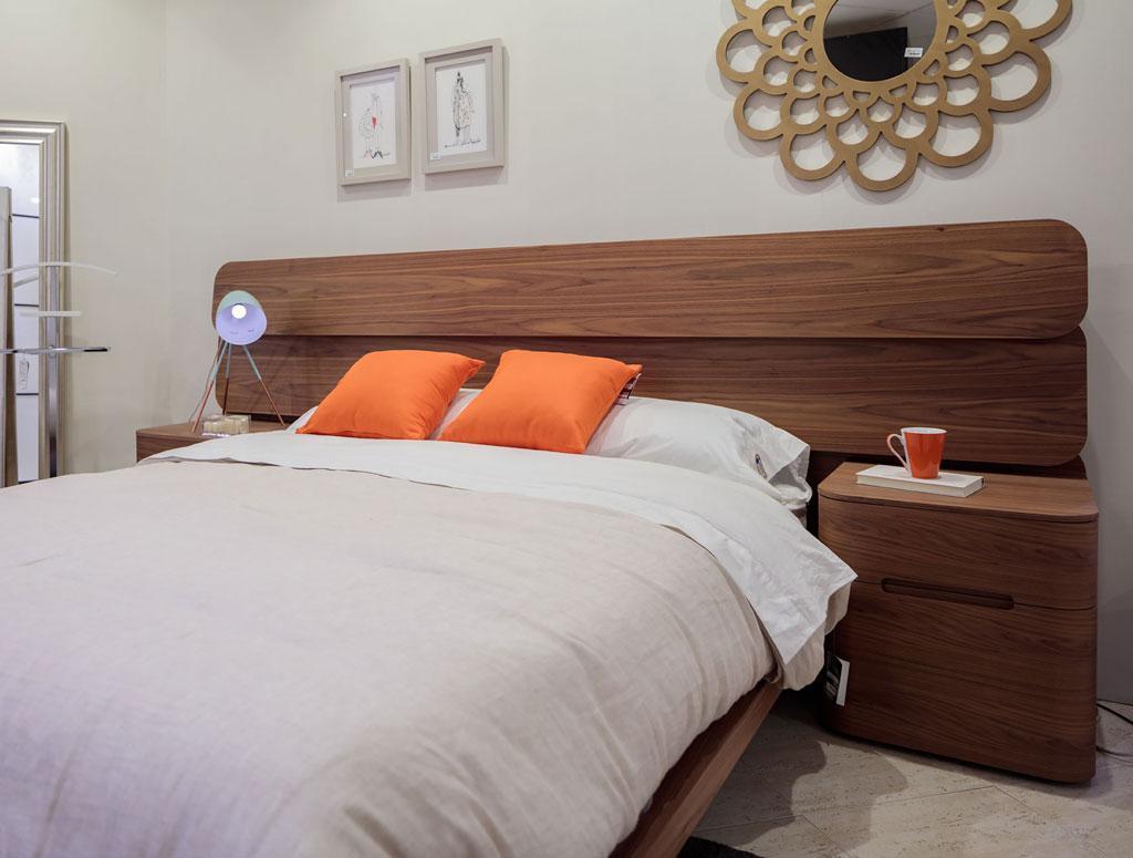 Dormitorio en nogal americano cover - Nogal americano muebles ...